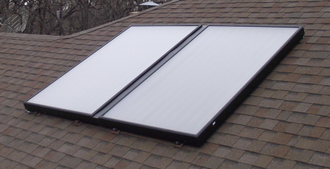 Solar Thermal Collector Plate